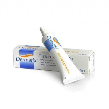 Pharmacy Dermatix Silicone Scar Reduction Gel Nstar