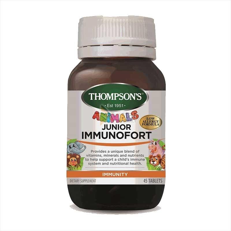 Thompsons Thompsons Junior Immunofort Nstar Pharmacy