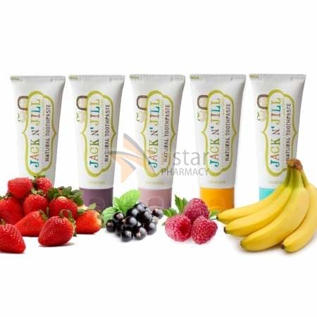 Jack N Jill Jack N Jill Natural Toothpaste Blueberry Nstar Pharmacy A Leading New Zealand Online Pharmacy