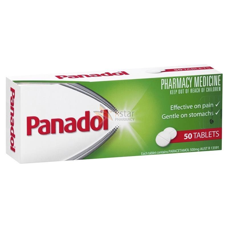 Panadol Panadol Tablets Nstar Pharmacy A Leading New